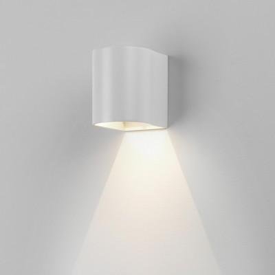 Dunbar 100 LED 7943 srebrny -  Kinkiet LED na elewacje  Astro Lighting 8059