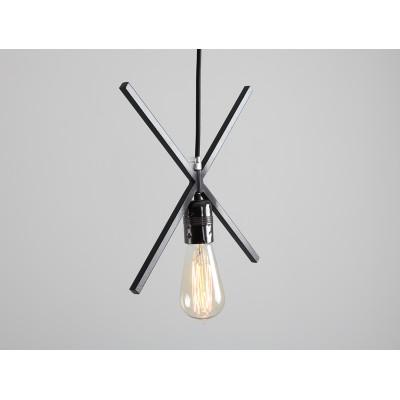 Lampa wisząca XLAMP czarny -  Lampa sufitowa wisząca Customform