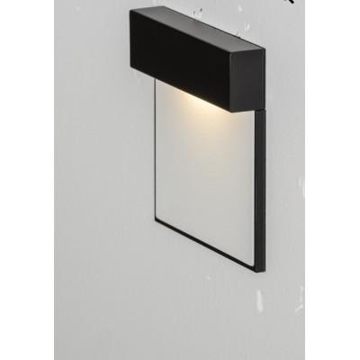 BOLD Q 1.0 KN LED - Kinkiet LED lampa schodowa  Labra 9-1769