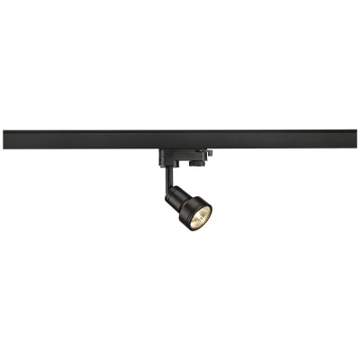 Puri czarna 3-fazowa 153560 Spotline - Lampa do szynoprzewodu 3F