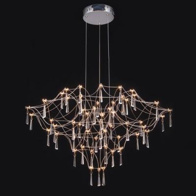 Lampa Wisząca Crystal Net Led Step Into Design Duża Lampa