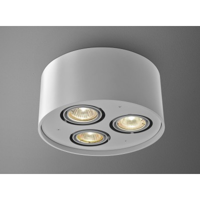 Ring 3x 50 ON 230V  - Lampa sufitowa Aquaform (45932)