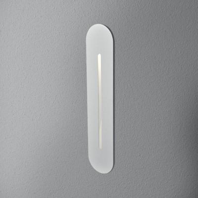 BELT oval M8 LED NW kinkiet - Oprawa wpuszczana  Aquaform (37917M8-03)