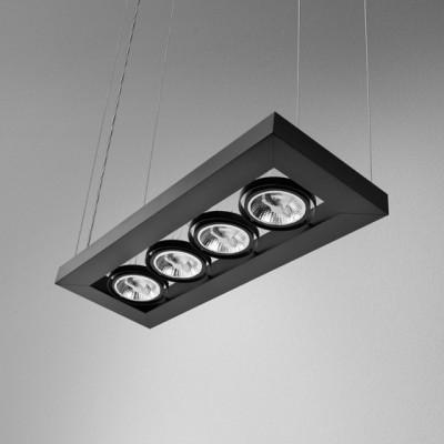 CADVA 111x4 zwieszana - Lampa wisząca Aquaform (53014-02)