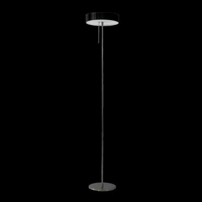 LIMA Lampa podłogowa czarny błysk  -  Ramko 67433