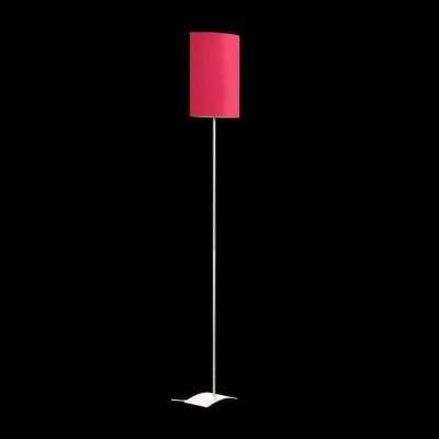 TYTANIK Lampa podłogowa (satyna/bordo) -  Ramko 66377