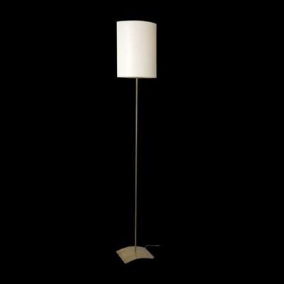 TYTANIK Lampa podłogowa (mosiądz/ecru) -  Ramko 66362