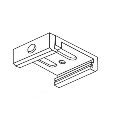 Uchwyt montażowy do systemu TRACK 3F XTS - Labra SKB 12