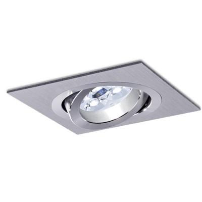BPM 3011 GU10 230V oczko halogenowe srebrno szare
