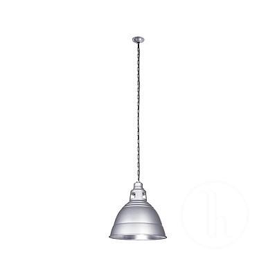 Para 380 srebrnoszara  - lampa wisząca Spotline 165350