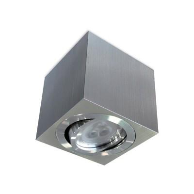 BPM 8016.02 LED Kup - Lampa sufitowa plafon aluminium szczotkowane