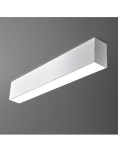 SET TRU 29 LED L natynkowy AQForm 45942 - Lampa sufitowa Plafon LED Profil Belka LED prosta forma
