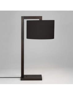 RAVELLO TABLE Switched  bronze - Lampa stołowa Astro Lighting 4556