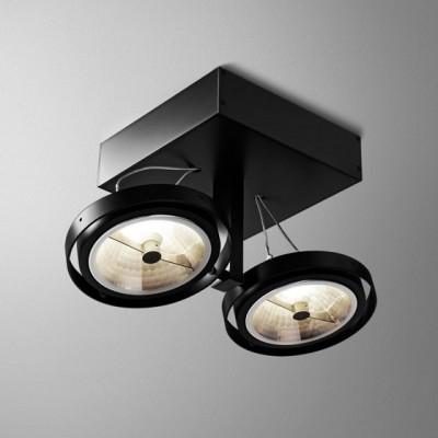 BARES 111x2 SL reflektor -  Lampa sufitowa Aquaform (14712)