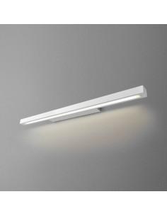 SET RAW 90 FLUO 39W L hermetic wall AQForm 25021 - Kinkiet nad lustro IP54 60cm listwa belka prosta forma