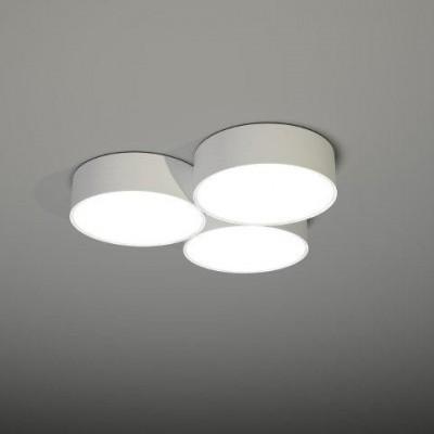 ZAMA 133 (biały, czarny, szary) - Lampa sufitowa Plafon Shilo