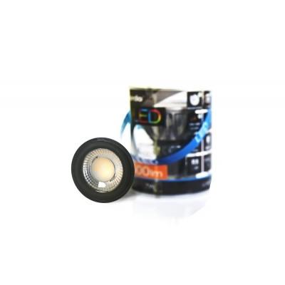 Żarówka LED 7W GU10 czarna LL110075 Azzardo