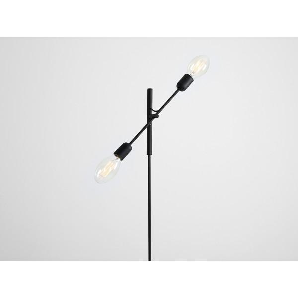 Ogromnie TWIGO FLOOR 2 – czarny - Lampa stojąca industrialna Customform WT94