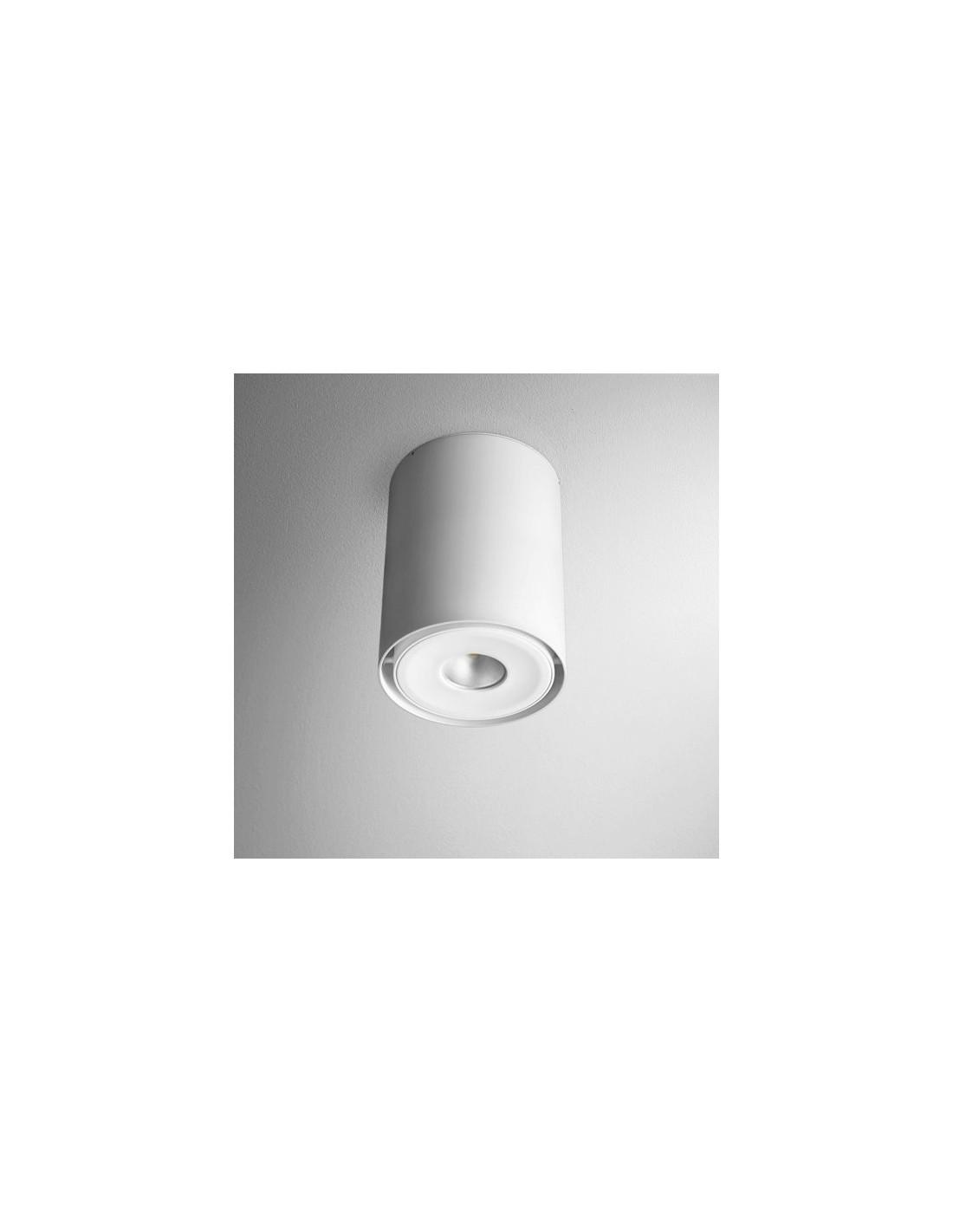 TUBA 111 23 QRLED natynkowa Aqform Lampa okrągła nastropowa tuba LED