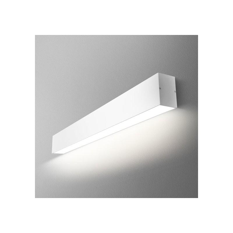 SET TRU 170 LED L hermetic wall AQForm 26397 Kinkiet nad lustro IP44 prosta forma belka listwa LED