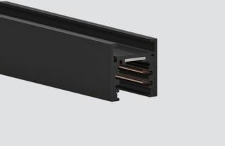 ST MULTITRACK ( SZYNOPRZEWÓD ) natynkowy 1m czarny Aqform MTT31B-02 Szynoprzewód 48V Multitrack