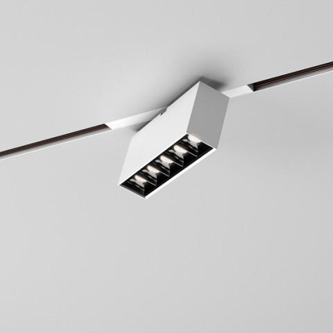 RAFTER points 14 LED multitrack Aqform 16341 - Lampa LED do szynoprzewodu Multitrack