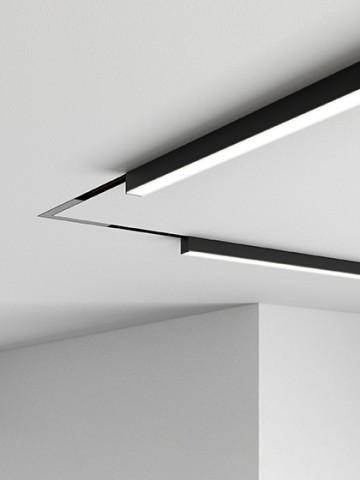 SET TRU PRO mini 57 LED multitrack Aqform 16377 - Lampa LED do szynoprzewodu Multitrack