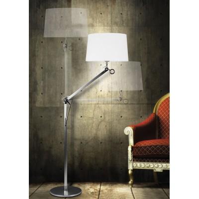 Terra Big lampa podłogowa duża (F0006)  Lampa podłogowa Maxlight