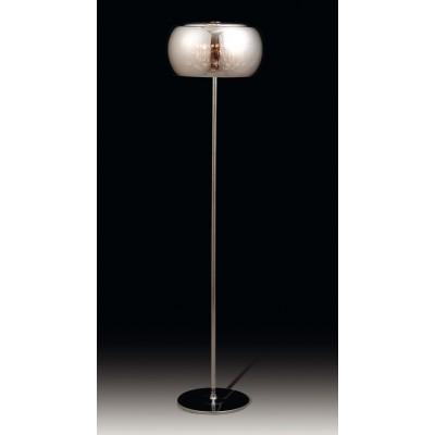 Moonlight lampa podłogowa grey (F0076-04A)  Lampa podłogowa Maxlight